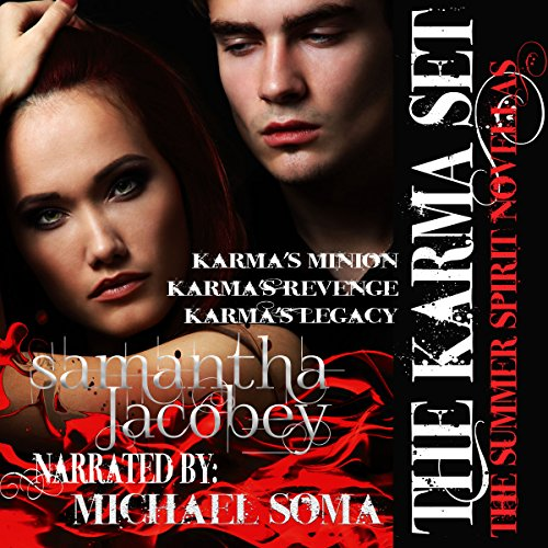The Karma Set audiobook cover art