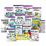Grade 1 Essential Parent Kit - Abeka 1st Grade 1 Teacher Answer Keys, and Lesson Plans for Reading, Language, Phonics, Math, Science, and History Combo Pack