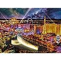 Buffalo Games Las Vegas Night 1000 Piece Jigsaw Puzzle