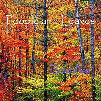 People and Leaves