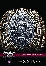 NFL America's Game: 1989 49ERS