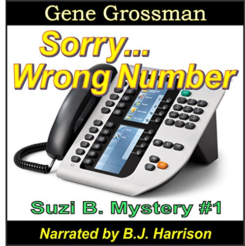 ...Sorry, Wrong Number audiobook cover art