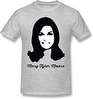Men's Mary Tyler Moore Classic Print T-Shirt Short Sleeve