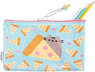 Pusheen Pizza Pencil Case Cosmetic Stationery Bag Pouch