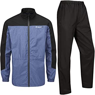Stuburt Men's Pct Waterproof Jacket & Trouser Suit