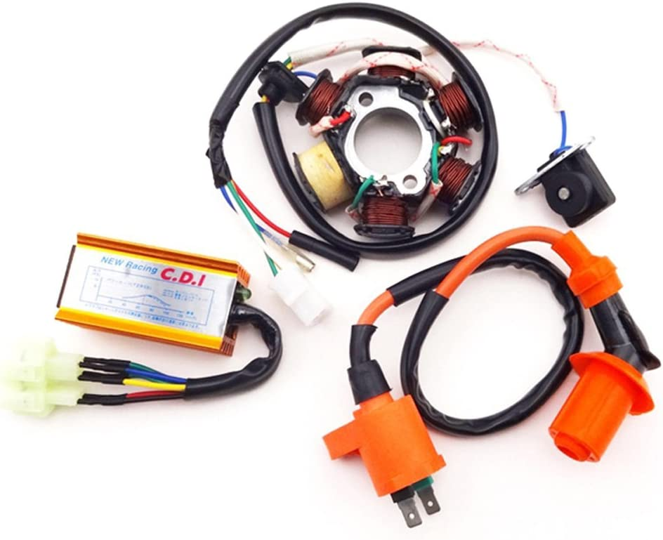 TC-Motor Racing Ignition Long-awaited Coil Magneto Stator AC Factory outlet Pins CDI 6 Wires