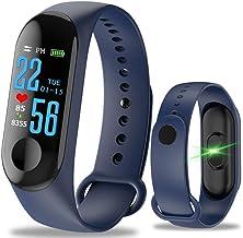Slimme armband Horlogeband Tracker Sport Stappenteller Hartslag Bloeddruk Bluetooth Gezondheid Polsband Slim horloge