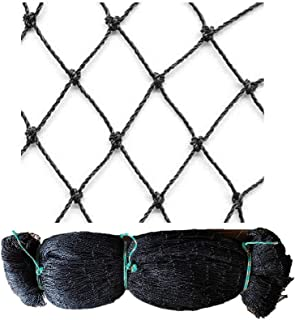 """Excursions Aviary Netting 1"""" Heavy Knotted Poultry Net (25' x 25')"""