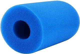 PopHMN Filtro de piscina, almohadilla de esponja lavable reutilizable Filtro de espuma de piscina, cartucho de espuma para Intex S1 Tipo SP