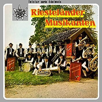 Telstar Serie Edelweis: Riesteländer Musikanten