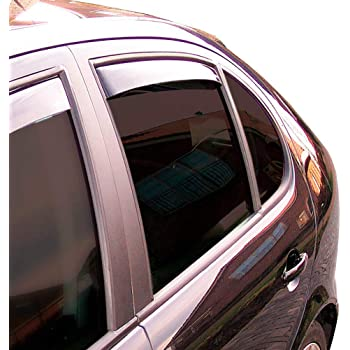 -CLS0033334D - vorne ClimAir Windabweiser Farbe: dunkel