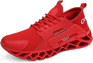 Scarpe da Ginnastica da Uomo Casuale Resistente Antiscivolo Fitness Sneakers