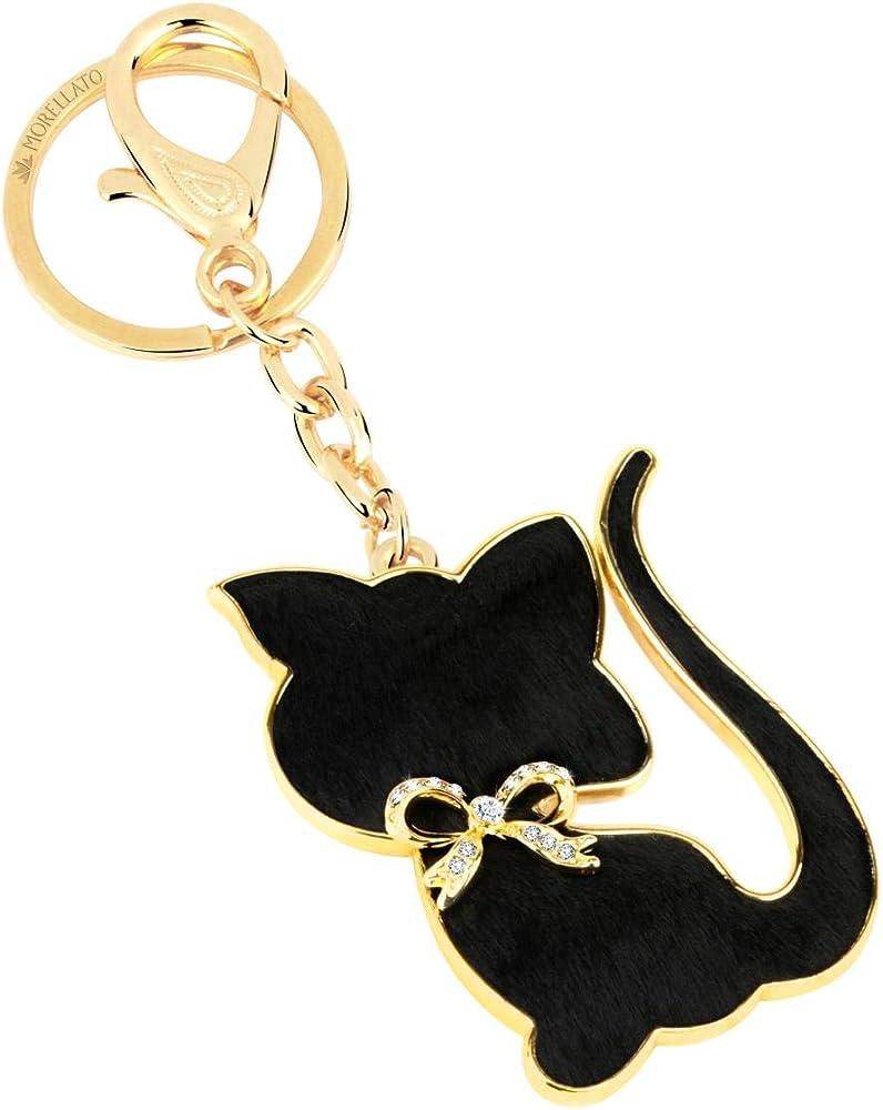 Morellato tender portachiavi per donna in lega e placcatura oro SD8516