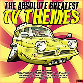 The Absolute Greatest TV Themes