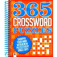 365 Puzzles: Crosswords