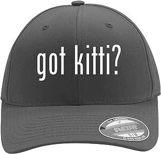 got Kitti? - Men's Flexfit Baseball Cap Hat