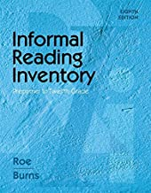 burns and roe informal reading inventory