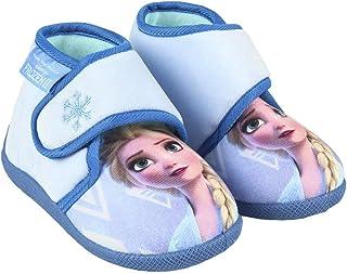 Cerdá - Zapatillas Casa Frozen Niña -Licencia Oficial Disney