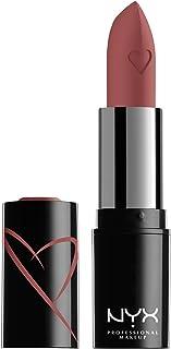 NYX Professional Makeup, Shout Loud Satin Lipstick - Chic 04