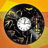 Película Original Decoración del Hogar Batman Reloj de Pared...