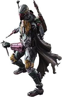 Square Enix STAR WARS VARIANT PLAY ARTS Kai Boba Fett PVC painted action figure by Square Enix