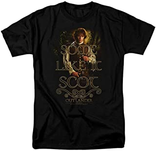 Popfunk Outlander Some Like It Scot T Shirt