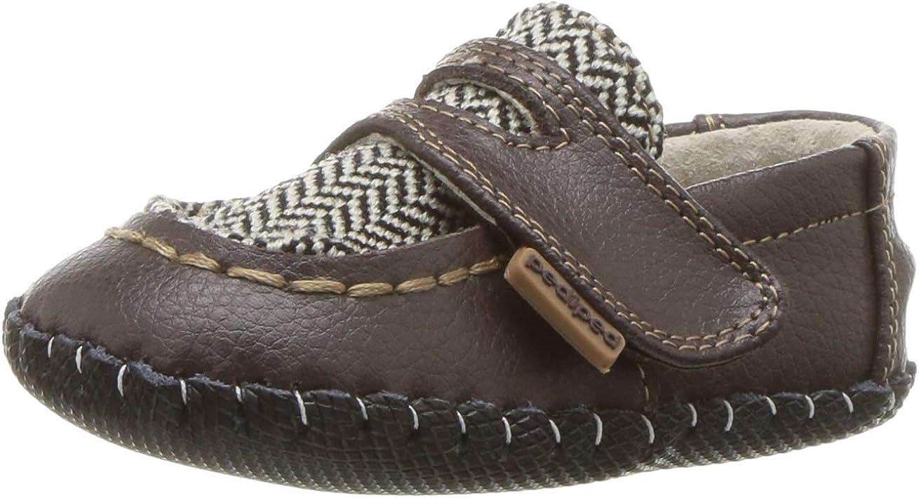 pediped Unisex-Child Charlie Crib Shoe