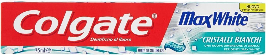 COLGATE Dentifricio max white 75 ml. - Dentifricio
