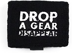 Drop A Gear Disappear Brake Reservoir Covers by Reservoir Socks for Motorcycles, Sportbikes