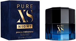 paco rabbane Pure XS Night Eau De Parfum For Men, 50 ml