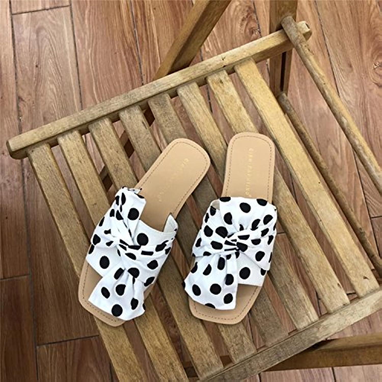 @Sandals Neue Koreanische Version des Platzes der Evg Sole Pantoffeln Getragen Wird.