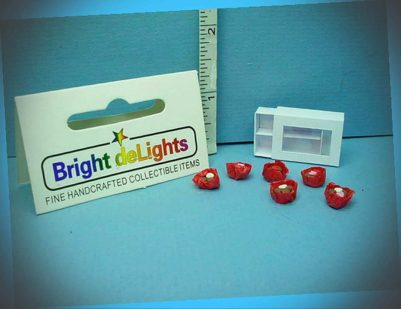 New Fairy Garden Miniature Candy Bargain Translated sale in Hearts #CBRK1169 Box Window