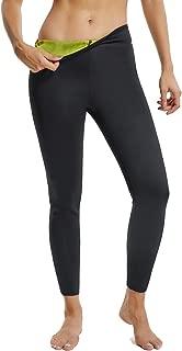 FITTOO Women Neoprene Thermo Sweat Sauna Suits Weight Loss Hot Yoga Pants Fat Body Burner