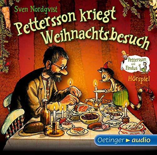 Pettersson und Findus. Pettersson kriegt Weihnachtsbesuch: Hörspiel