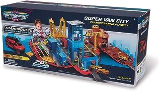 Big Games, Micro Machines Supervan with Exclusive Vehicle, MCM03000