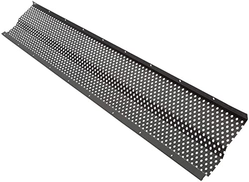 Amerimax Home Products 8552556036S Titan 3000 Gutter Guards, Gray, Set of 3