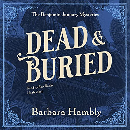 Dead and Buried cover art