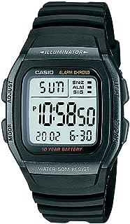 ساعة رياضية كلاسيك للرجال من كاسيو W96H-1BV