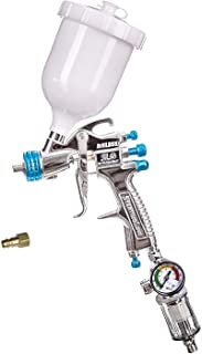 1 mm Ugello H-2000 Professionale Pistola a Spruzzo HVLP Mini Aria Vernice Sprayaerografo Globalflashdeal Pistola a Spruzzo Pneumatica