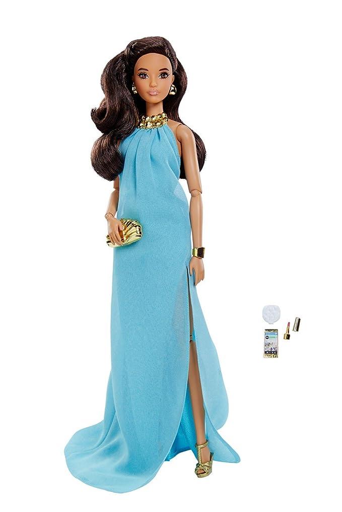 スラッシュ飾るキノコBarbie Look Collector Barbie Doll - Pool Chic