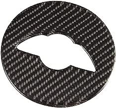 Steering wheel Sticker - Carbon Fiber Steering Wheel Decoration Trim Decor Emblem Fit for F55 F56 F60