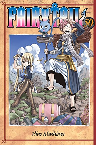 Fairy Tail Vol. 50 (English Edition)