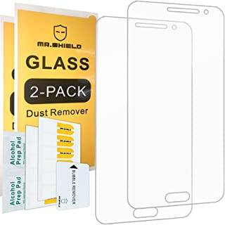 [2-PACK]-Mr.Shield For Samsung Galaxy J3 / Galaxy J3 (2016) [Will NOT For J3 Prime] [Tempered Glass] Screen Protector with Lifetime Replacement