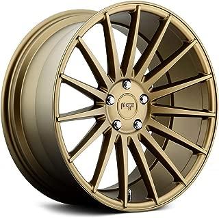19x8.5 NICHE FORM M158 Bronze Wheels 5x120 Bolt Pattern with +35 Offset