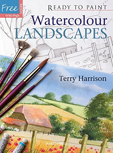 Ready to Paint Watercolour Landscapes: Ready to Paint Watercolour Landscapes