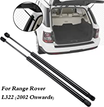 2Pcs Car Rear Upper Tailgate Boot Gas Struts Support For Range Rover L322 2002 Onwards BHE760020