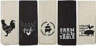 Best farmhouse kitchen towel set Reviews
