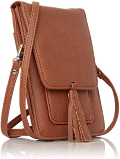 crossbody bag with matching wallet
