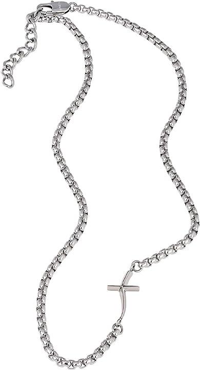 Collana uomo - breil collana acciaio modello b.x per uomo TJ2864