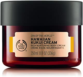 The Body Shop Spa Of The World Hawaiian Kukui Cream, 11.8 Oz